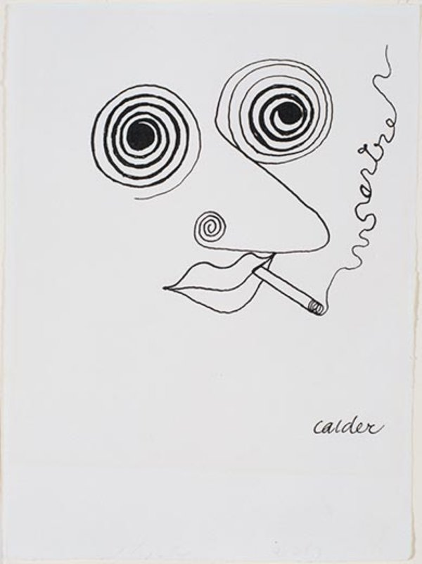 Calder-Jean-Paul-Sartre-source-smithsonianmag