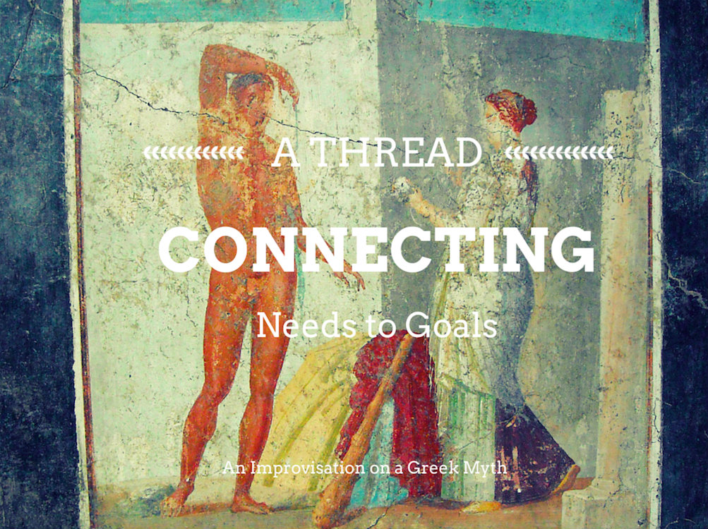 Content Strategy perceived as Ariadne's Thread