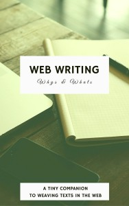 Web writing Tiny Guide Cover Small